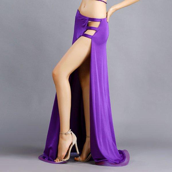 画像1: ベリーダンススカート--6812 (1)