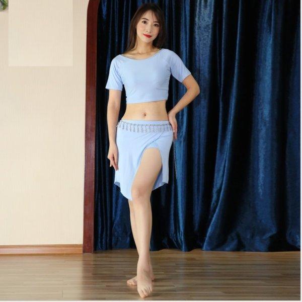 画像1: ベリーダンス練習セット-2点セット5503 (1)