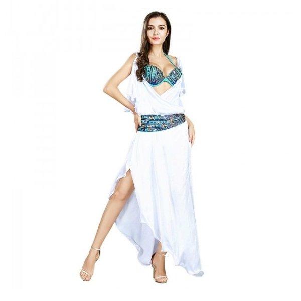 画像1: ベリーダンス衣装コスチューム--発表会用★3点セット7808(8842+8835) (1)