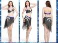 画像2: ベリーダンス衣装コスチューム--発表会用★2点セットWQ01762 (2)
