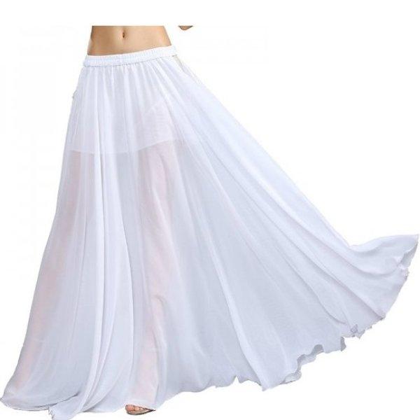 画像1: ベリーダンススカート--スカート119082 (1)