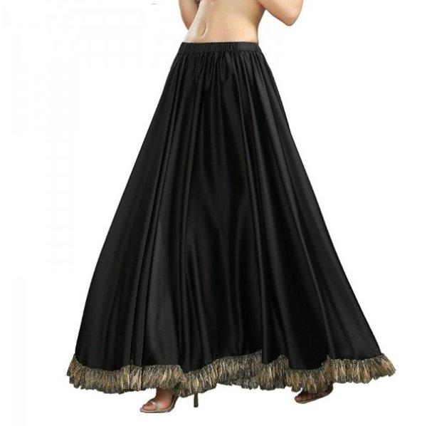 画像1: ベリーダンススカート--スカート119070 (1)
